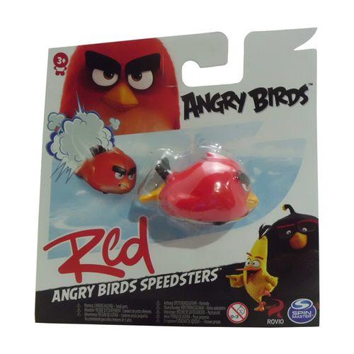 Angry Birds Red Sobre Ruedas
