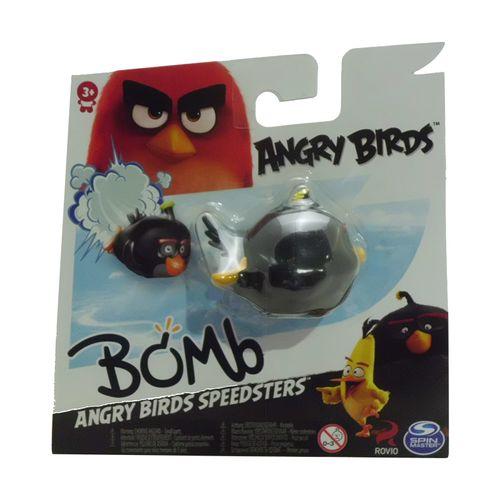 Angri Birds Bomb Sobre Ruedas