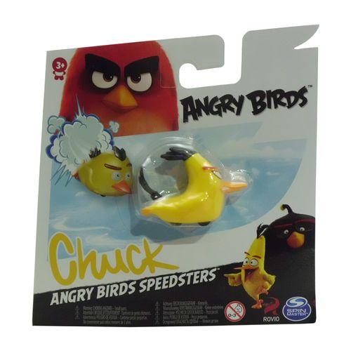 Angry Birds Chuck Sobre Ruedas