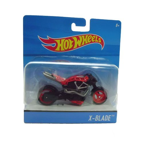 Hot Wheels Moto Blade Rosa 1:18
