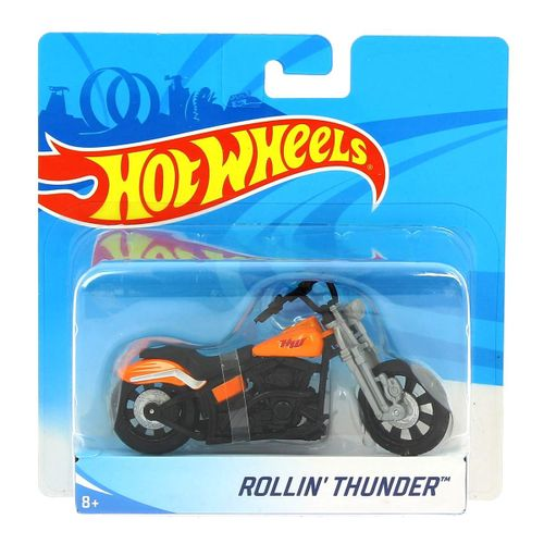Hot Wheels Moto Thunder 1:18