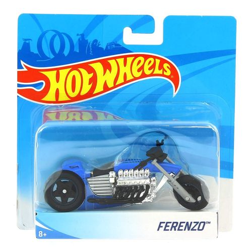Hot Wheels Moto Ferenzo 1:18