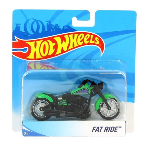 Hot Wheels Moto Fat Ride 1:18