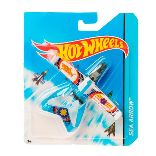 Hot Wheels Avión Sea Arrow