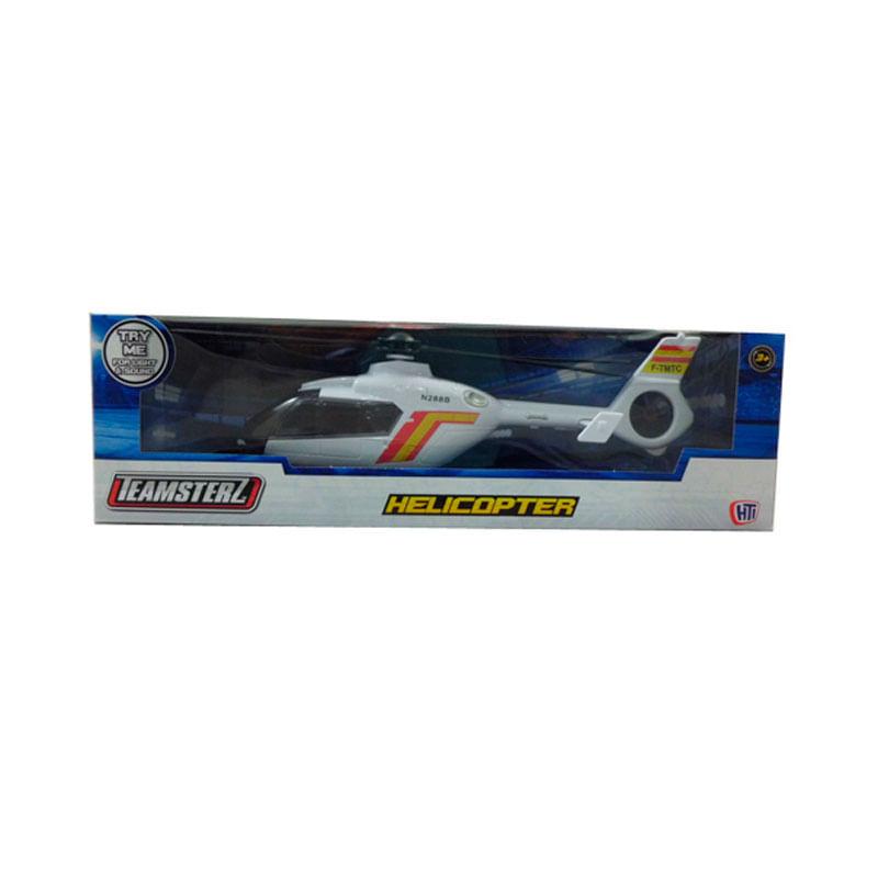 Helicoptero-Blanco