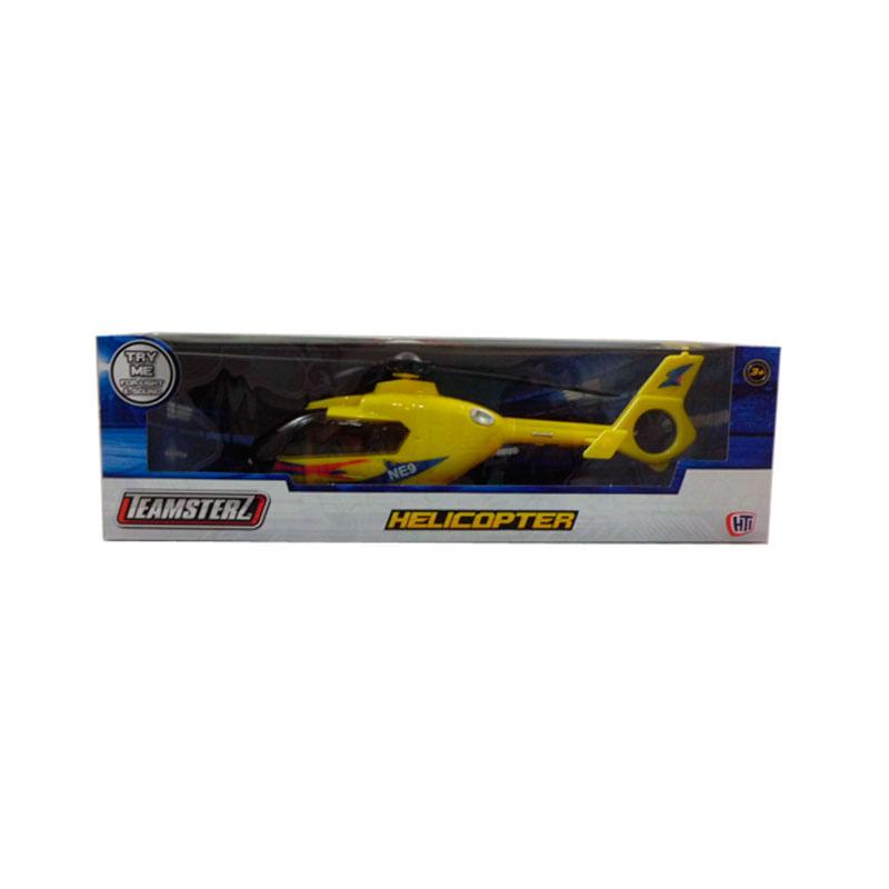 Helicoptero-Amarillo