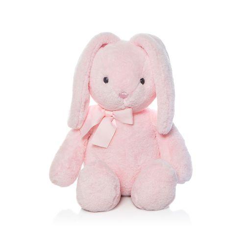 Peluche Conejo Dulce Rosa 25 cm