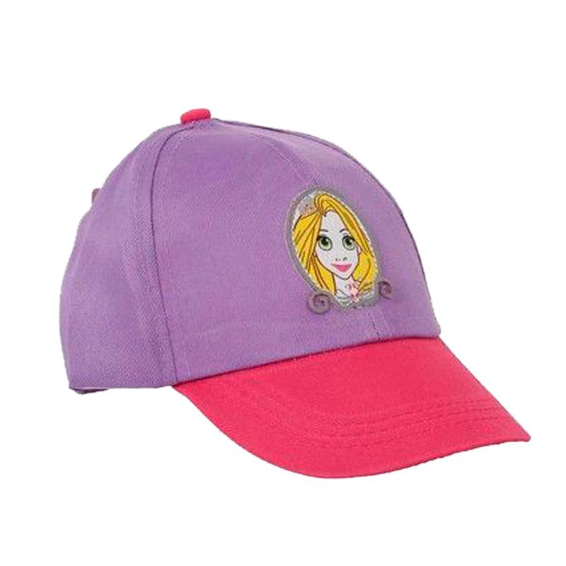 Princesa-Rapunzel-Gorra-Lila
