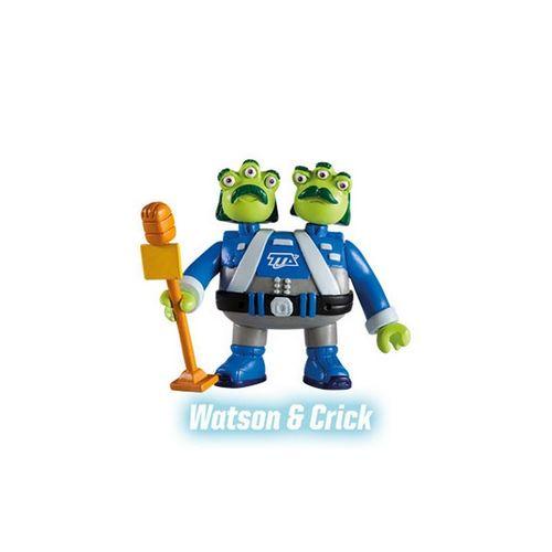 Miles del Futuro Figura Watson Crick