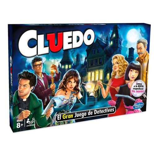 Juego Cluedo