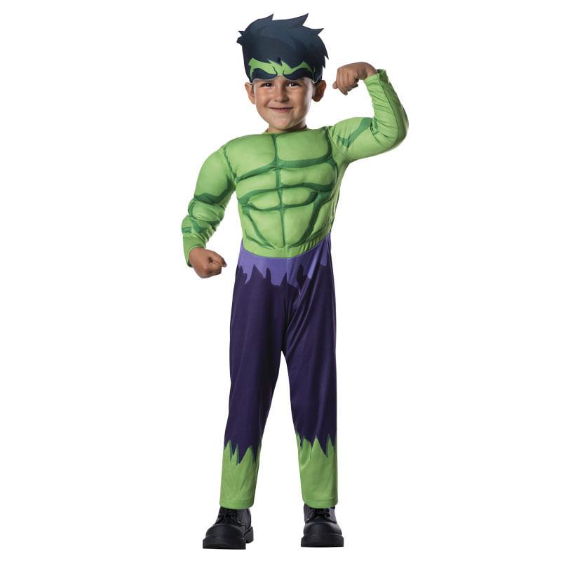 Los-Vengadores-Hulk-Disfraz-Acolchado-Infantil