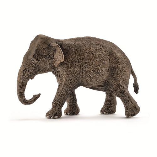 Figura de Elefante Asiático Hembra