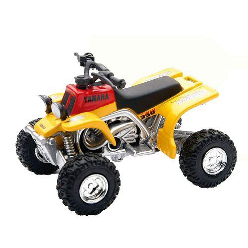 Quad ATV Yamaha Amarillo 1:32