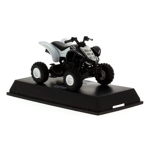 Quad ATV Yamaha Blanco 1:32