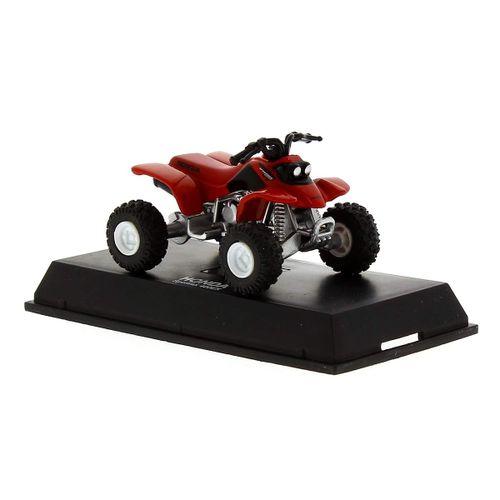 Quad ATV Honda Rojo 1:32