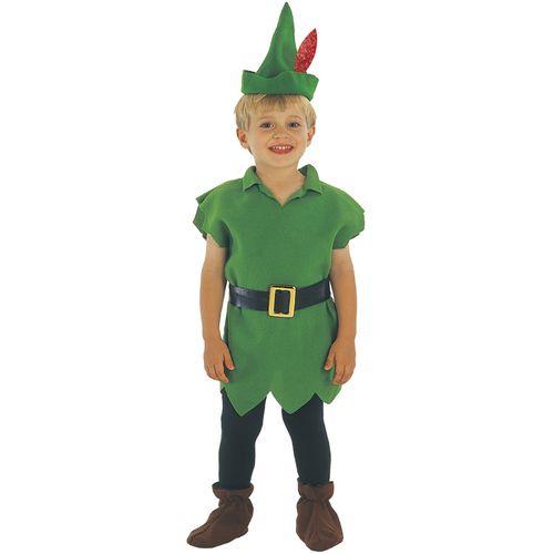 Disfraz de Robin de los Bosques Infantil