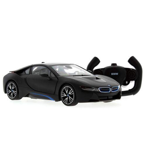 Coche RC BMW I8 Negro Escala 1:14
