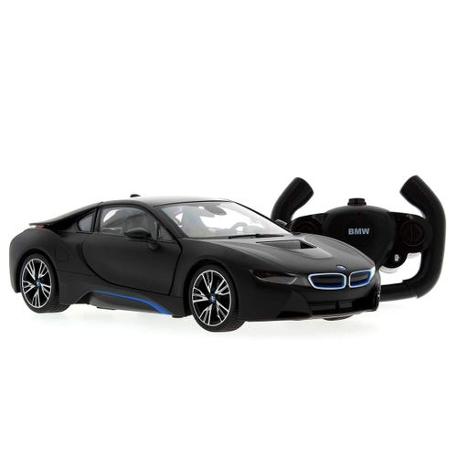 Coche RC BMW I8 Negro Escala 1:14