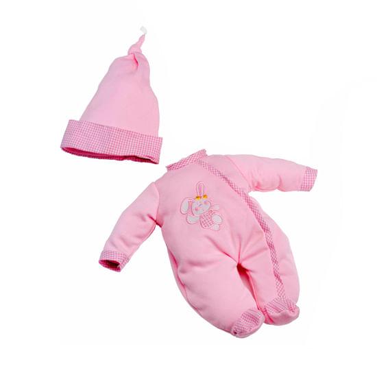 Ropita-Bebe-Pijama-Rosa-con-Conejo