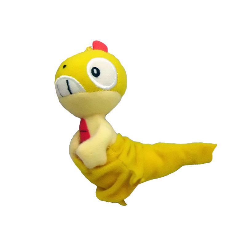 Pokemon-Llavero-Scraggy