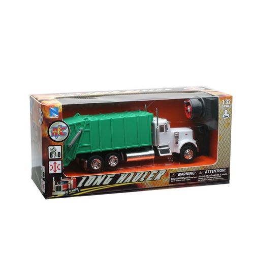 Camión RC Peterbilt Verde Escala 1:32