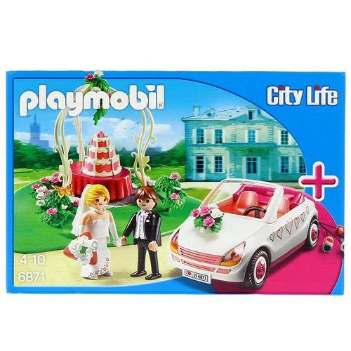 Playmobil City Life Starterset Fiesta de Boda