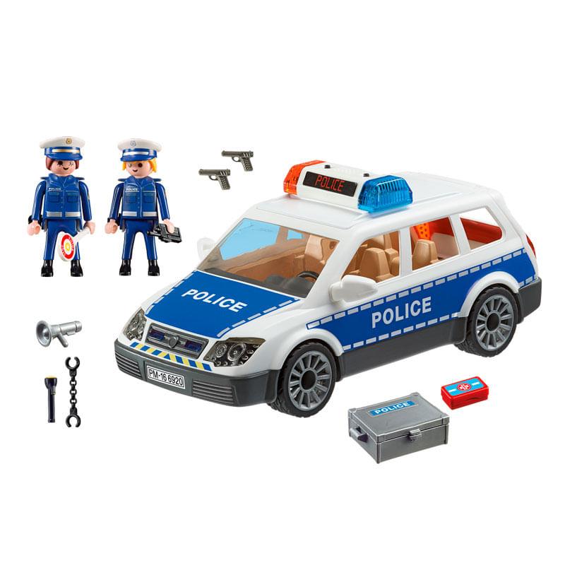 Playmobil-City-Action-Coche-de-Policia-con-Luces-y-Sonido_1
