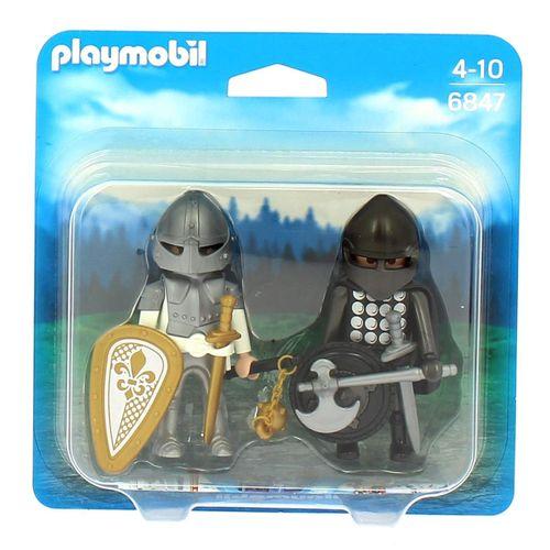 Playmobil Duo Pack de Caballeros