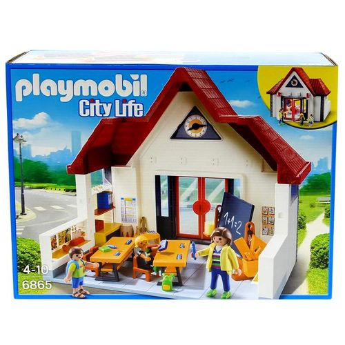 Playmobil City Life Colegio