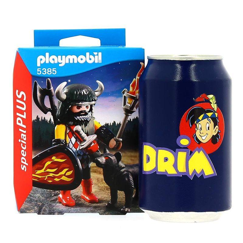 Playmobil-Special-Plus-Guerrero-con-Lobo_3