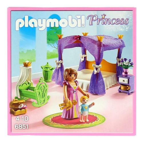 Playmobil Princess Habitación Real con Cuna