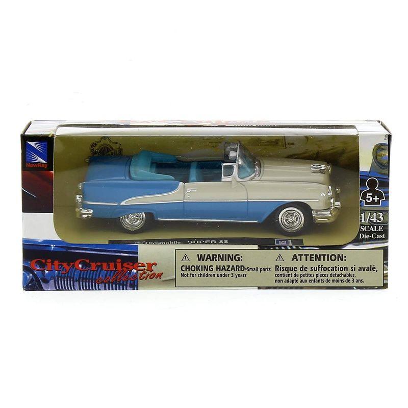 Coche-Miniatura-OldsMobile-Super-88-Escala-1-43_2
