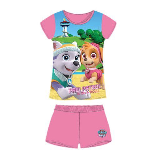 Patrulla Canina Niña Pijama Rosa
