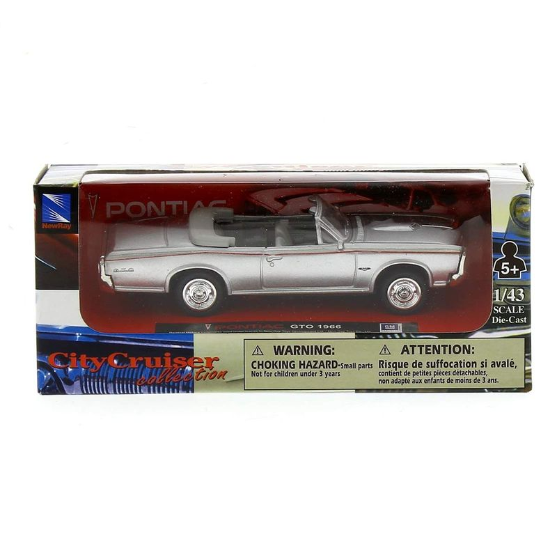 Coche-Miniatura-Pontiac-GTO-1966-Escala-1-43_2