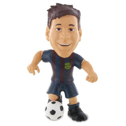 F.C Barcelona Figura de Leo Messi de PVC