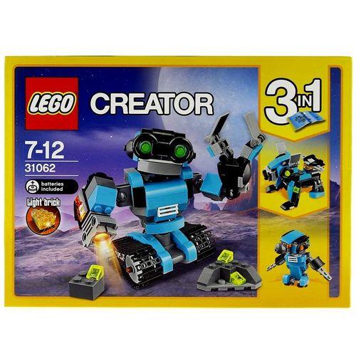 Lego Creator Robot Explorador