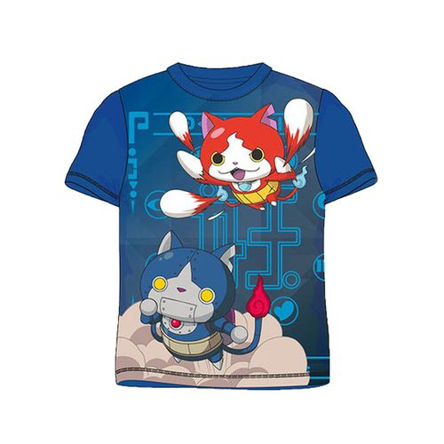 Yo-Kai Watch Camiseta Azul