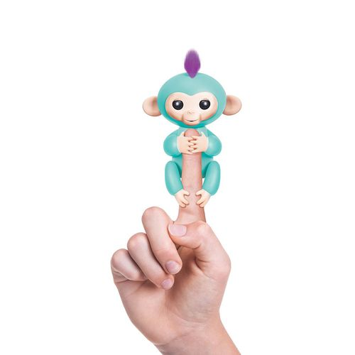 Fingerlings Bebé Mono Turquesa