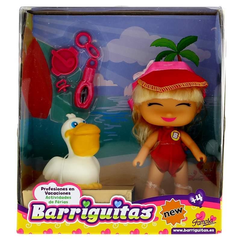 Los-Barriguitas-Profesion-de-Vacaciones-Cuidadora-de-Aves_1