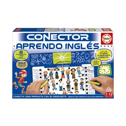 Connector Aprendo Inglés