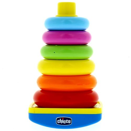 Torre de Anillos Infantil Baby Classic