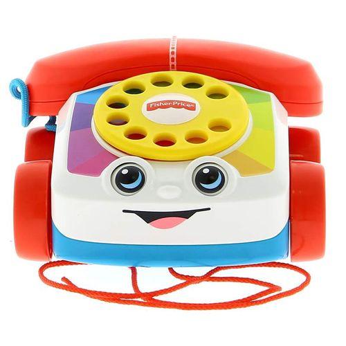 Fisher Price Teléfono Carita Divertida