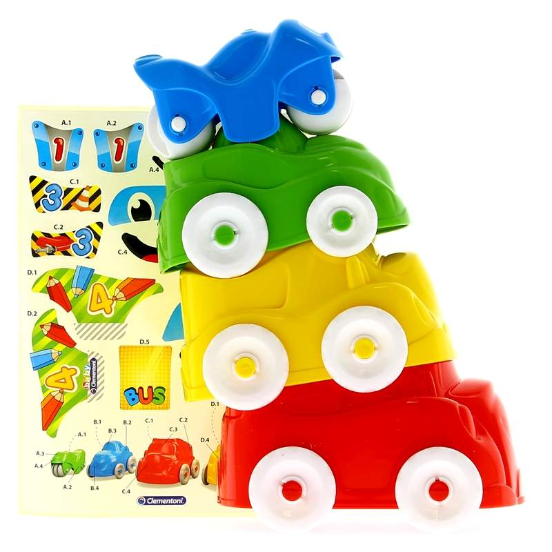 Coches-Apilables