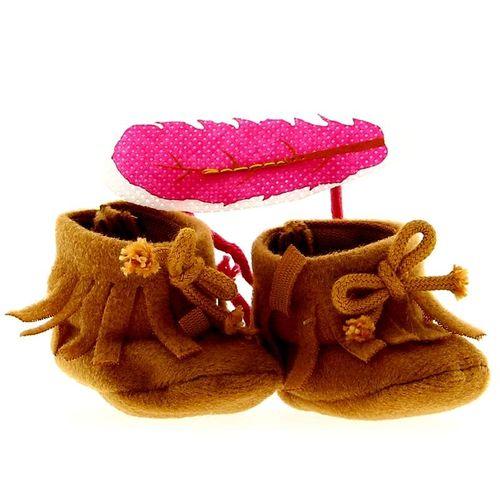 Nenuco Zapatitos a la Moda con Flecos