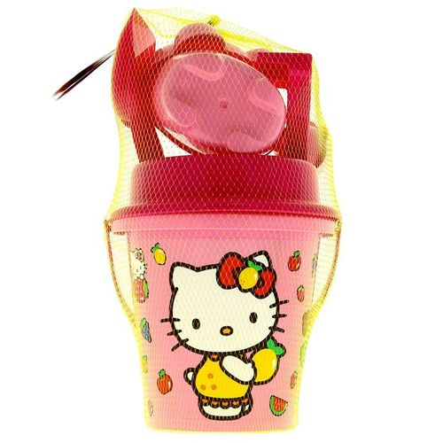 Hello Kitty Set de Playa Rosa