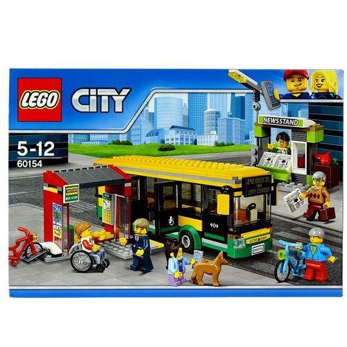 Lego City Estación de Autobuses