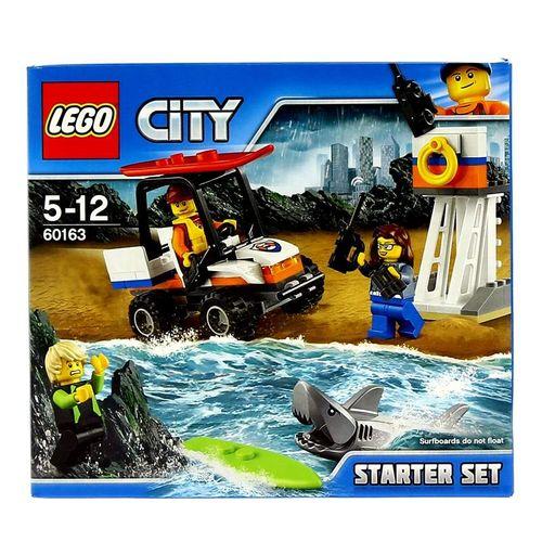 Lego City Guardacostas Set de Introducción