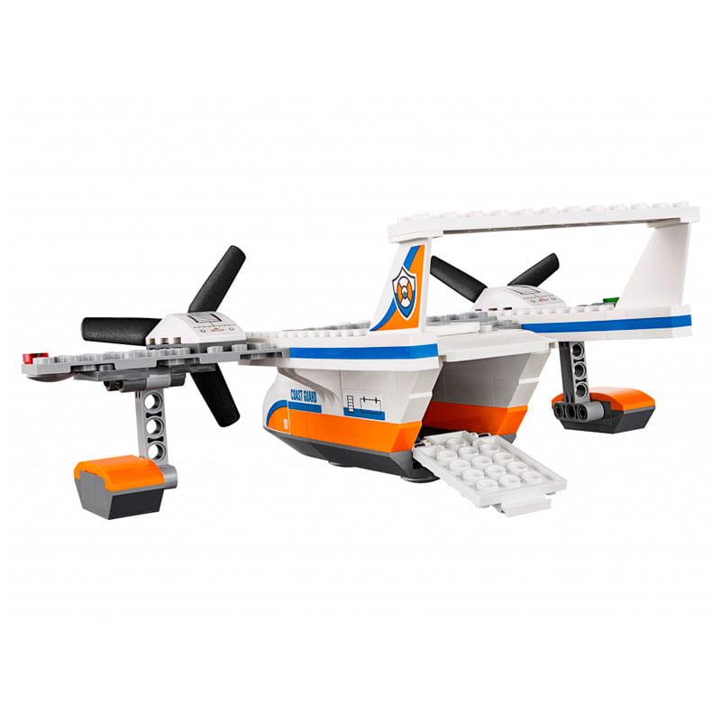 Lego-City-Avion-de-Rescate-Maritimo_3