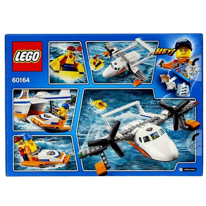 Lego-City-Avion-de-Rescate-Maritimo_4