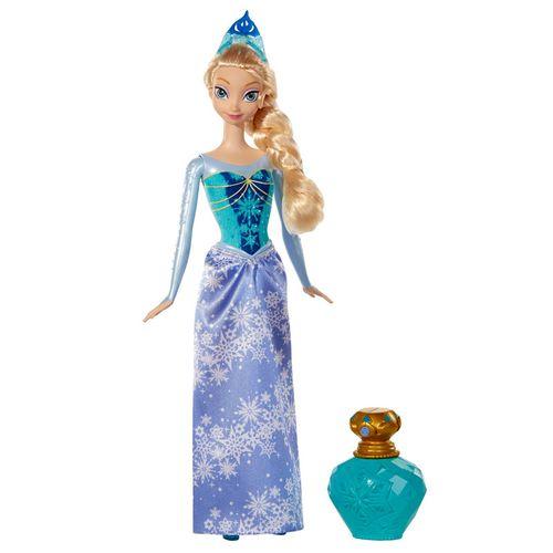 Frozen Elsa Color Mágico